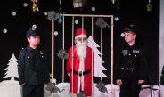 Γιορτή Α' τάξης 2017-18 για τα Χριστούγεννα «Χριστουγεννιάτικοι μπελάδες»